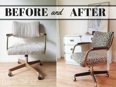 How to make a chair. How To Reupholster A Cantilever Chair - Step 10