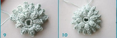 How to crochet a granny square. Crochet Along - Step 5