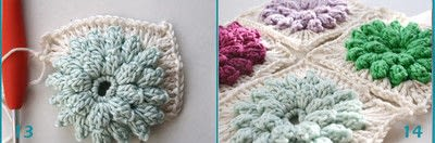 How to crochet a granny square. Crochet Along - Step 7