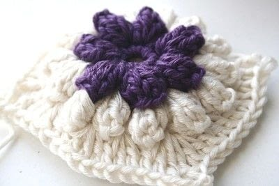 How to crochet a granny square. Crochet Along - Step 8