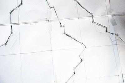 How to make string art. Geometric Wall Art - Step 4