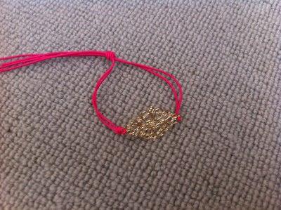 How to make a filigree bracelet. Filigree Hair Tie Meets Bracelet - Step 2