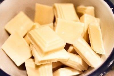 How to make a truffle. Tequila Truffles - Step 2