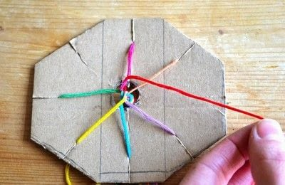 How to make a gift bow. Gift Wrap Ribbon - Step 4