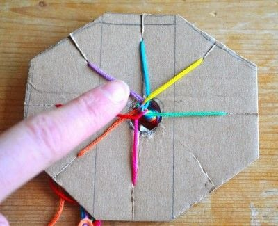 How to make a gift bow. Gift Wrap Ribbon - Step 6