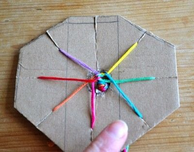 How to make a gift bow. Gift Wrap Ribbon - Step 8