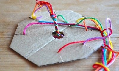 How to make a gift bow. Gift Wrap Ribbon - Step 9