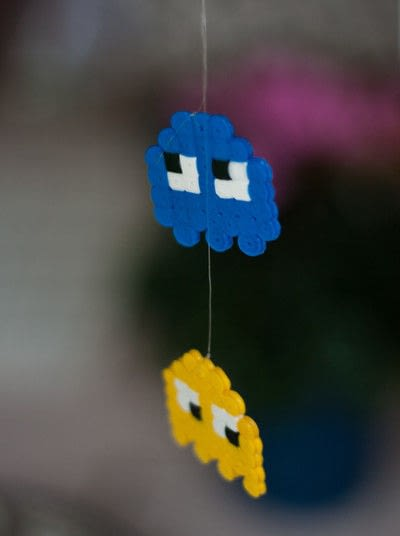 How to make a mobile. Packman Mobile - Step 3