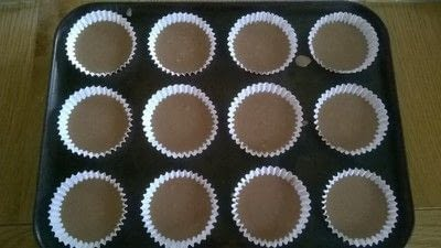 How to bake a marshmallow cupcake. Marshmallow Slider Cupcakes - Step 5