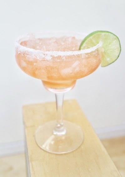 How to mix a margarita. Frozen Margarita - Step 5