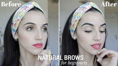 How to makeover an eyebrow. How To: Natural Eyebrow Tutorial - Step 5