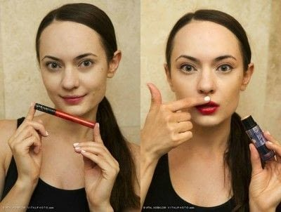 How to create foundation makeup. Natural Makeup For Major Breakouts - Step 4