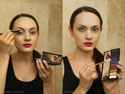 How to create foundation makeup. Natural Makeup For Major Breakouts - Step 5