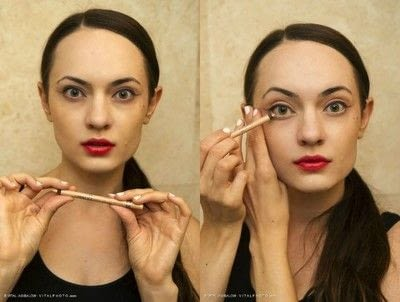 How to create foundation makeup. Natural Makeup For Major Breakouts - Step 6