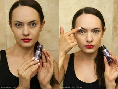 How to create foundation makeup. Natural Makeup For Major Breakouts - Step 8