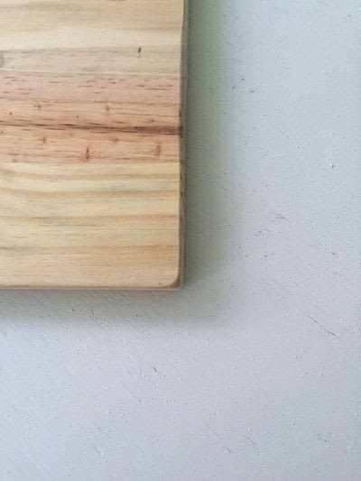 How to decorate a clipboard. Diy Wooden Clipboards - Step 3