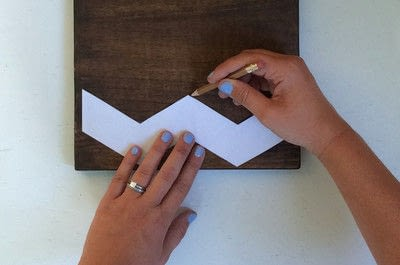 How to decorate a clipboard. Diy Wooden Clipboards - Step 5