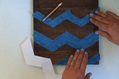 How to decorate a clipboard. Diy Wooden Clipboards - Step 6
