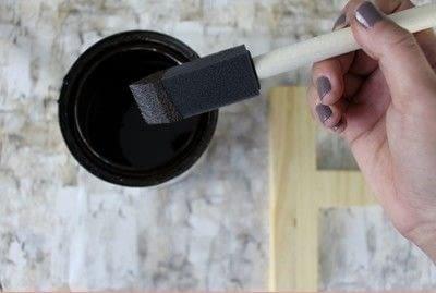 How to make a letter. Diy Color Block Letter - Step 3