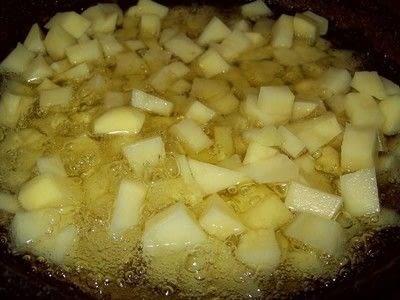 How to cook a pork dish. Pork To Alentejo   Portuguese Recipe - Step 6
