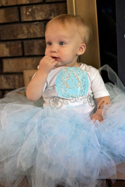 How to make a princess costume. How To Design The Perfect Cinderella Outfit For Your Little Princess - Step 7