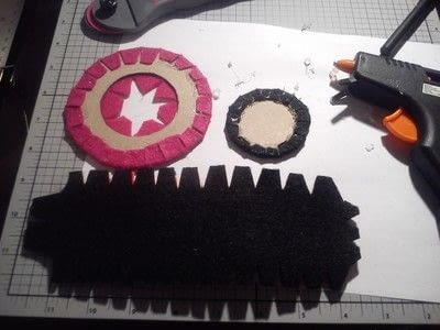 How to make a top hat. Halloween Cute Mini Top Hat - Step 4