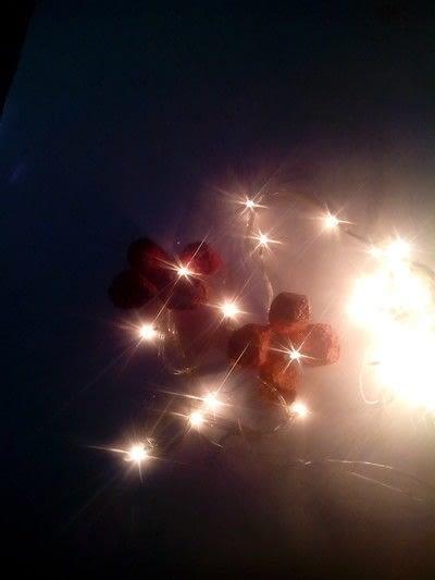 How to make fairy lights. Fairy Lights - Step 7