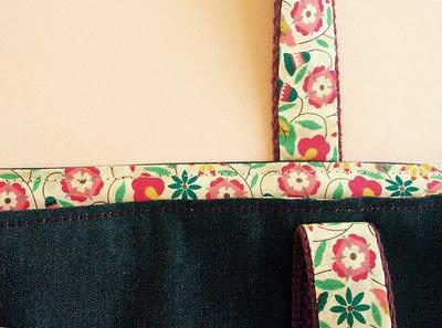 How to sew a pocket tote . The Ultimate Shopping Bag - Step 14