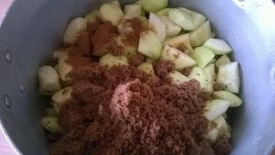 How to bake an apple pie. Apple Pie - Step 2