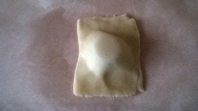 How to bake a pastry. Rolo Ravioli  - Step 3