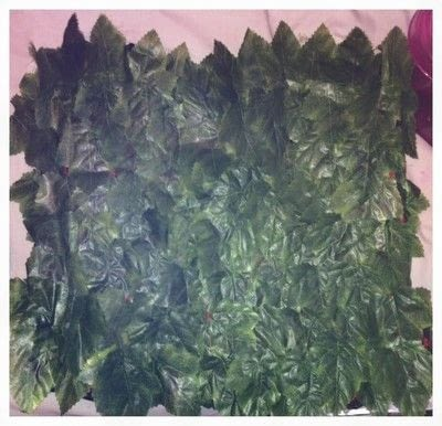 How to make an chracter costume. Posion Ivy Costume - Step 3
