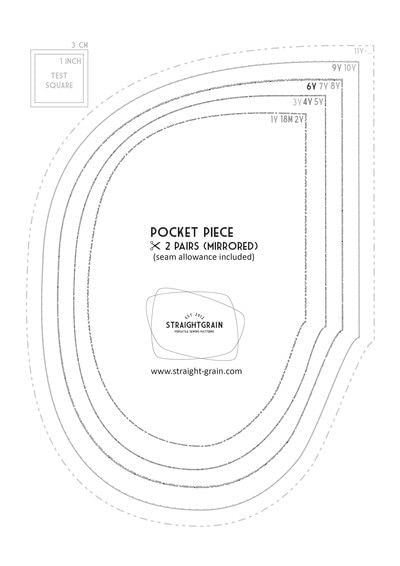 How to sew an inseam pocket. How To Add In Seam Pockets - Step 1