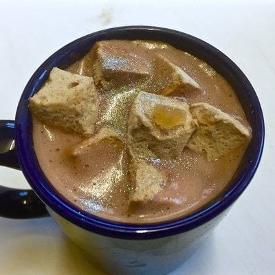 How to make a hot chocolate. Sugar And Dairy Free Hot Chocolate - Step 5