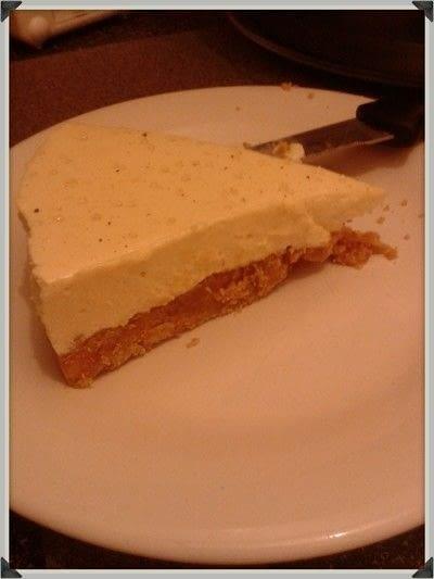 How to bake a mousse cake. No Bake Chai Tea Mello Mallo Mousse Cake - Step 9