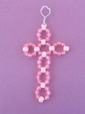 beaded cross 183 how to make a cross pendant 183 jewelry on