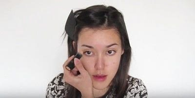 How to create a smokey eye. Autumn Makeup   Natural Smokey Eye And Red Lip - Step 2