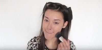How to create a smokey eye. Autumn Makeup   Natural Smokey Eye And Red Lip - Step 6