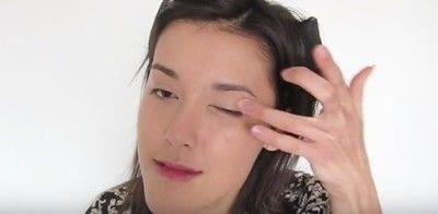 How to create a smokey eye. Autumn Makeup   Natural Smokey Eye And Red Lip - Step 7