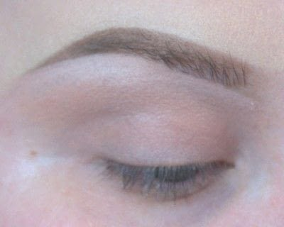 How to makeover an eyebrow. Current Brow Routine - Step 6
