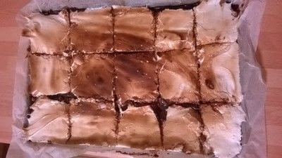 How to make a s'more. Quick S'more Bars - Step 7