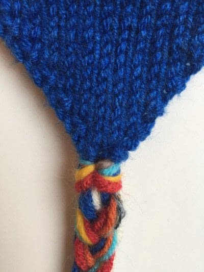How to make a hat. Choose Your Own Adventure Hat - Step 2