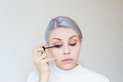 How to create an eye makeup look. Taylor Swift classic look - Step 5