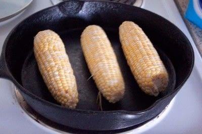How to cook a vegetable dish. Dia De Los Muertos Elote - Step 1
