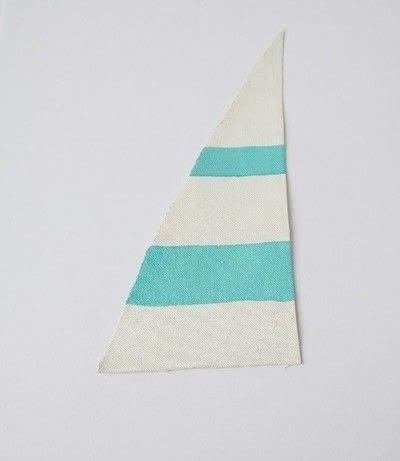 How to make an ornament. Driftwood And Drill Sailboats - Step 15