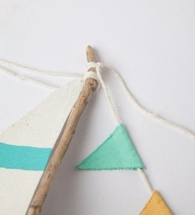 How to make an ornament. Driftwood And Drill Sailboats - Step 22