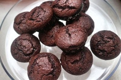 How to bake a cupcake. Borsch Cupcakes - Step 6