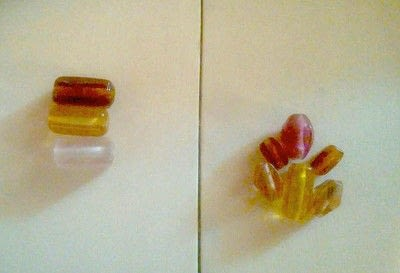 How to make a gemstone ring. Amalgam Rings With Nunn Designs Crystal Clay - Step 2