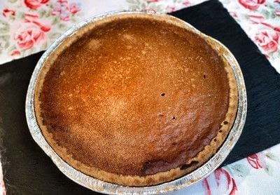 How to bake a pumpkin pie. Pumpkin Pie - Step 5