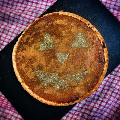 How to bake a pumpkin pie. Pumpkin Pie - Step 9