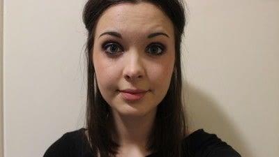 How to create a smokey eye. Adele Dark Smokey Makeup Look - Step 7